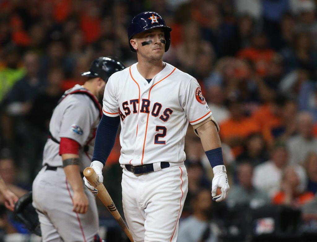 Alex Bregman Undergoes Arthroscopic Elbow Surgery MLB