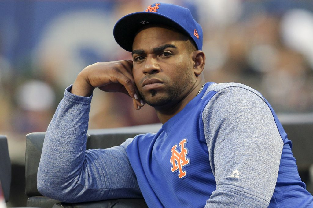 Yoenis Cespedes Appears To Have Resumed Baseball Activities