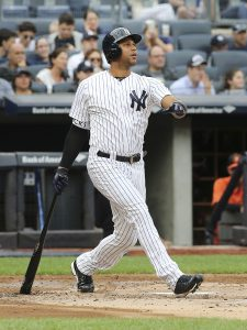 Aaron Hicks | Andy Marlin-USA TODAY Sports