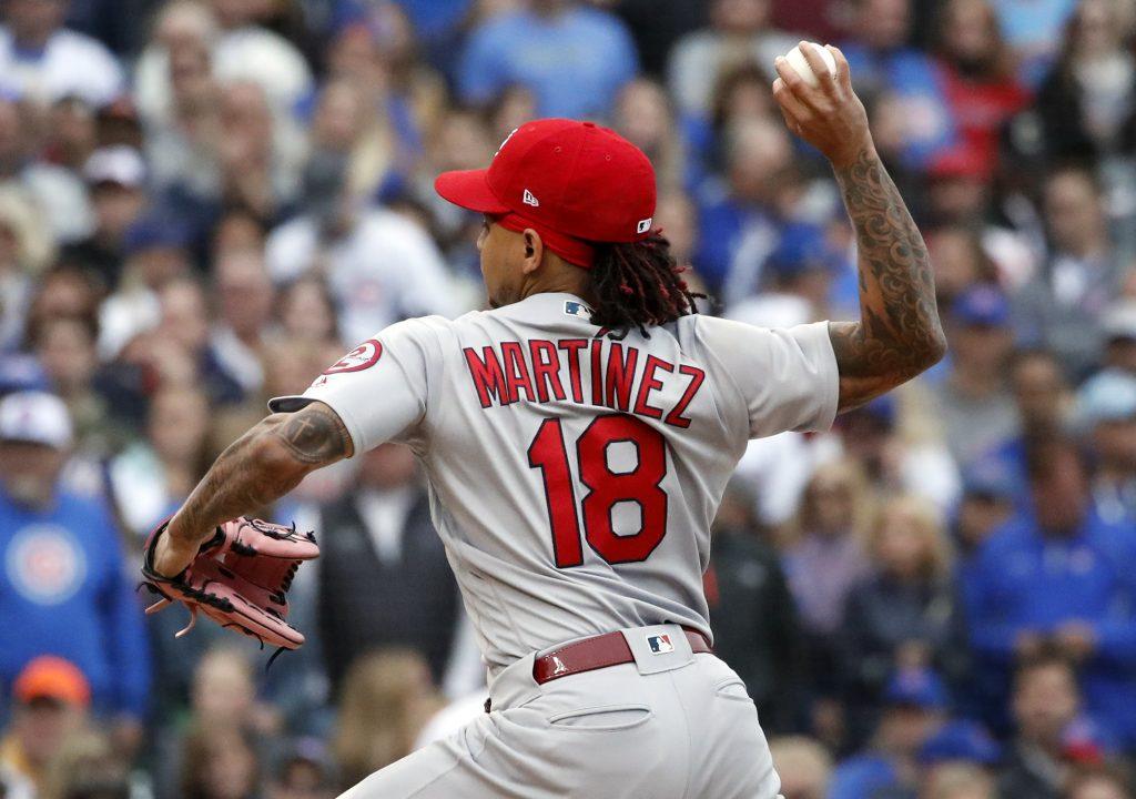 cardinals notes  martinez  mayers  reyes