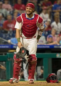 Jorge Alfaro | Bill Streicher-USA TODAY Sports