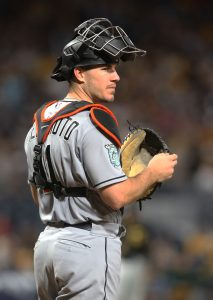 J.T. Realmuto | Charles LeClaire-USA TODAY Sports