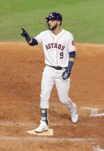 Marwin Gonzalez | Erik Williams-USA TODAY Sports