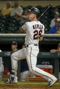 Max Kepler | Bruce Kluckhohn-USA TODAY Sports