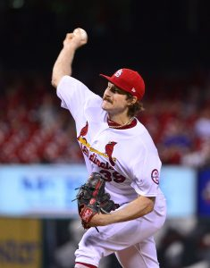 Miles Mikolas | Jeff Curry-USA TODAY Sports