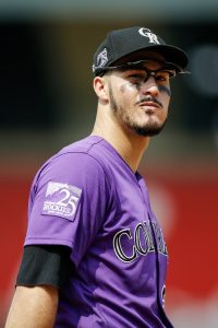 Nolan Arenado | Isaiah J. Downing-USA TODAY Sports