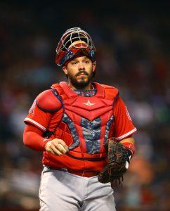 Rene Rivera | Mark J. Rebilas-USA TODAY Sports