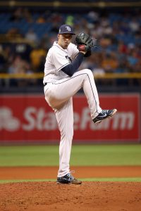 Blake Snell | Kim Klement-USA TODAY Sports