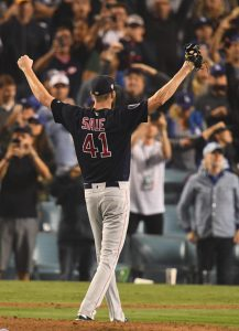 Chris Sale | Robert Hanashiro-USA TODAY Sports