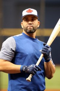 Kendrys Morales | Kim Klement-USA TODAY Sports