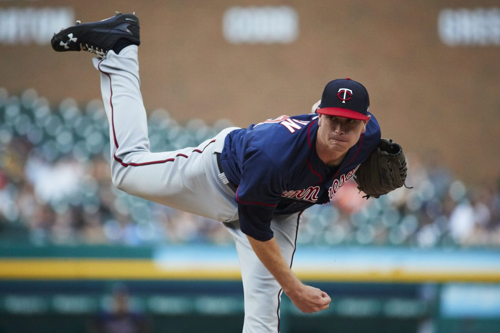 Twins Place Kyle Gibson On Injured List