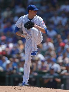 Kyle Hendricks | Dennis Wierzbicki-USA TODAY Sports
