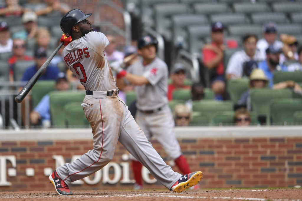 3d6f4cf52 Brandon Phillips Intends To Play In 2019 - MLB Trade Rumors