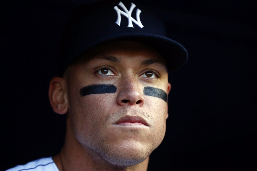 ed35f0f51 Yankees Place Aaron Judge On Injured List - MLB Trade Rumors