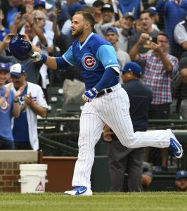 David Bote | Matt Marton-USA TODAY Sports