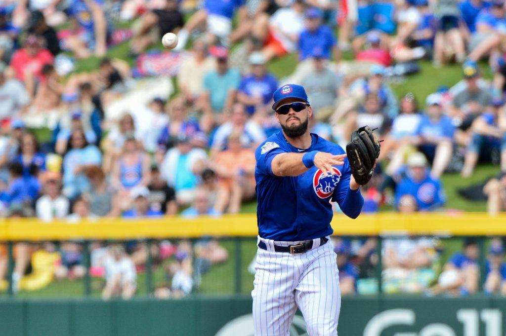 Cubs Extend David Bote - MLB Trade Rumors