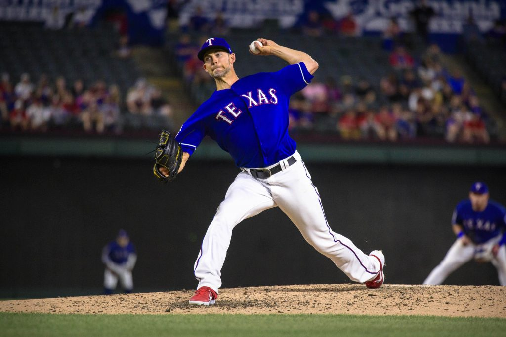 Mike Minor Interested In Discussing Extension With Rangers