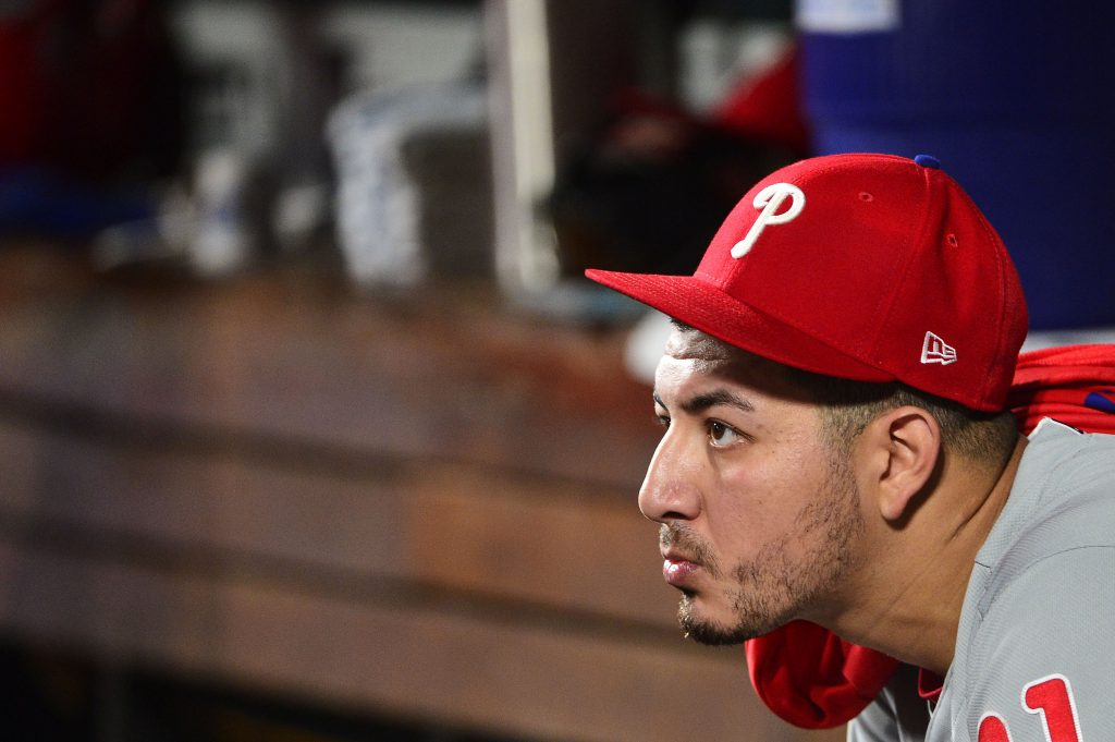 Camp Battles: Phillies' Rotation