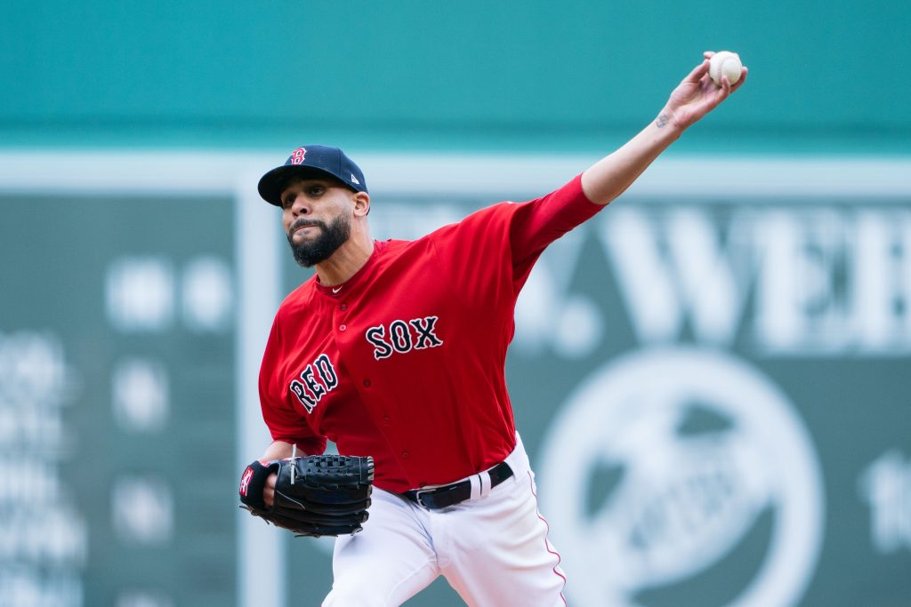 Red Sox Activate David Price From Injured List