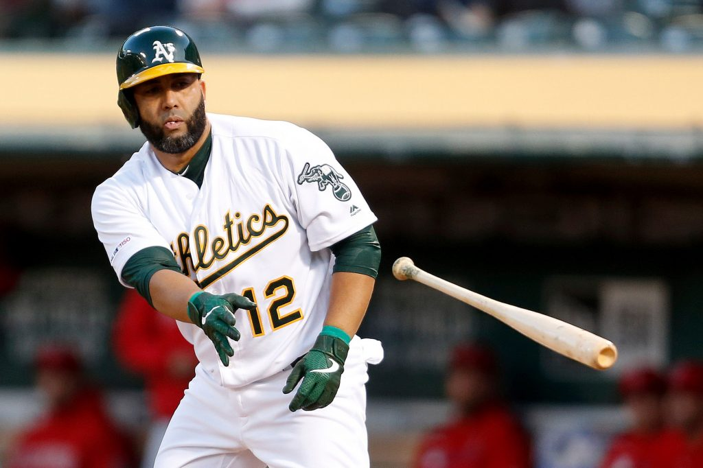 Athletics Designate Kendrys Morales For Assignment