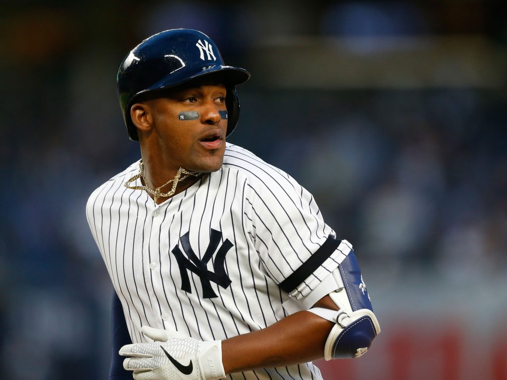 9fc8bcf03c2 Andujar Again Weighing Options  Stanton Dealing With Shoulder Strain - MLB Trade  Rumors