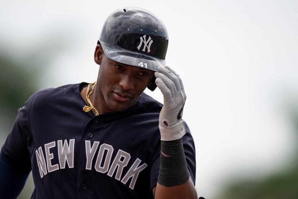 d10849f21 Miguel Andujar To Undergo Season-Ending Shoulder Surgery - MLB Trade Rumors