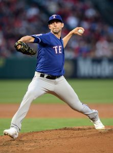 Mike Minor | Gary A. Vasquez-USA TODAY Sports