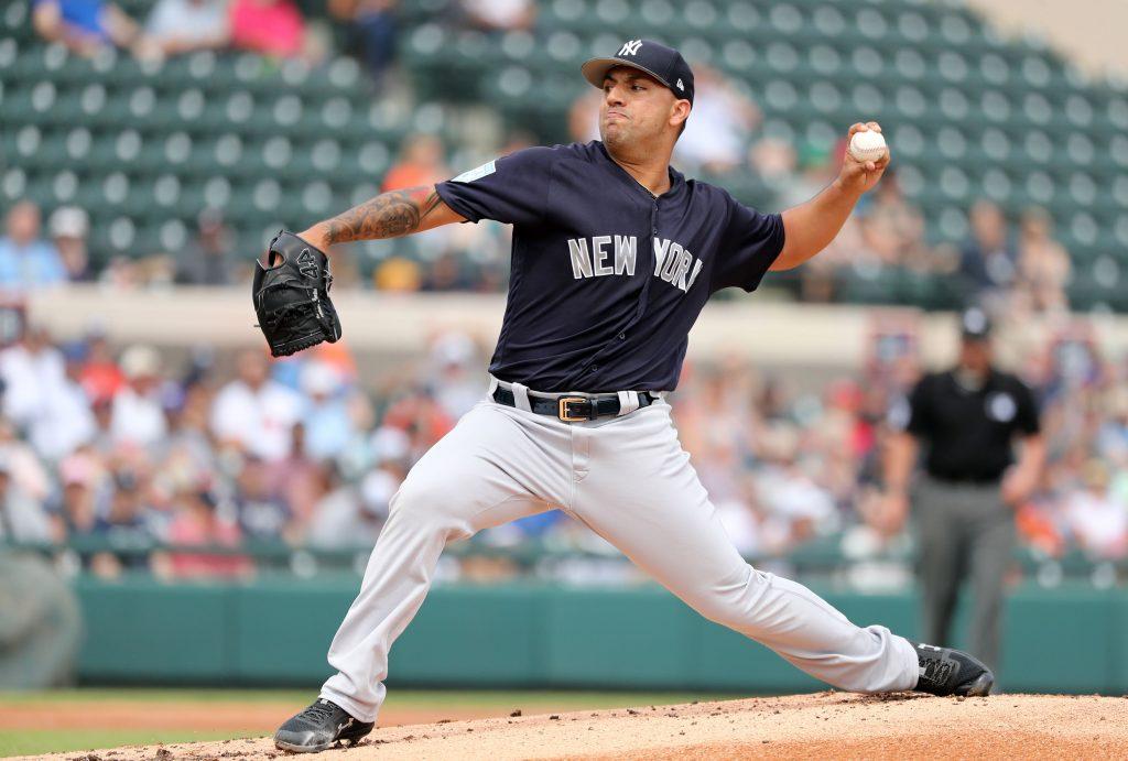 Yankees Select Nestor Cortes Jr., Transfer Dellin Betances ...