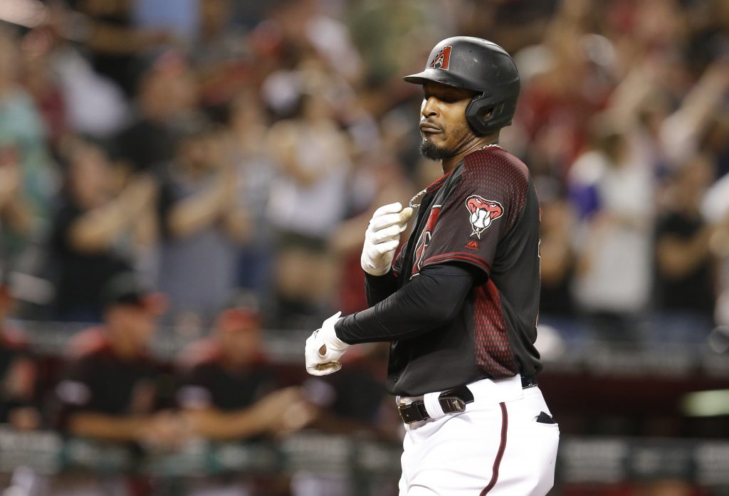 Diamondbacks Reportedly Shopping Adam Jones