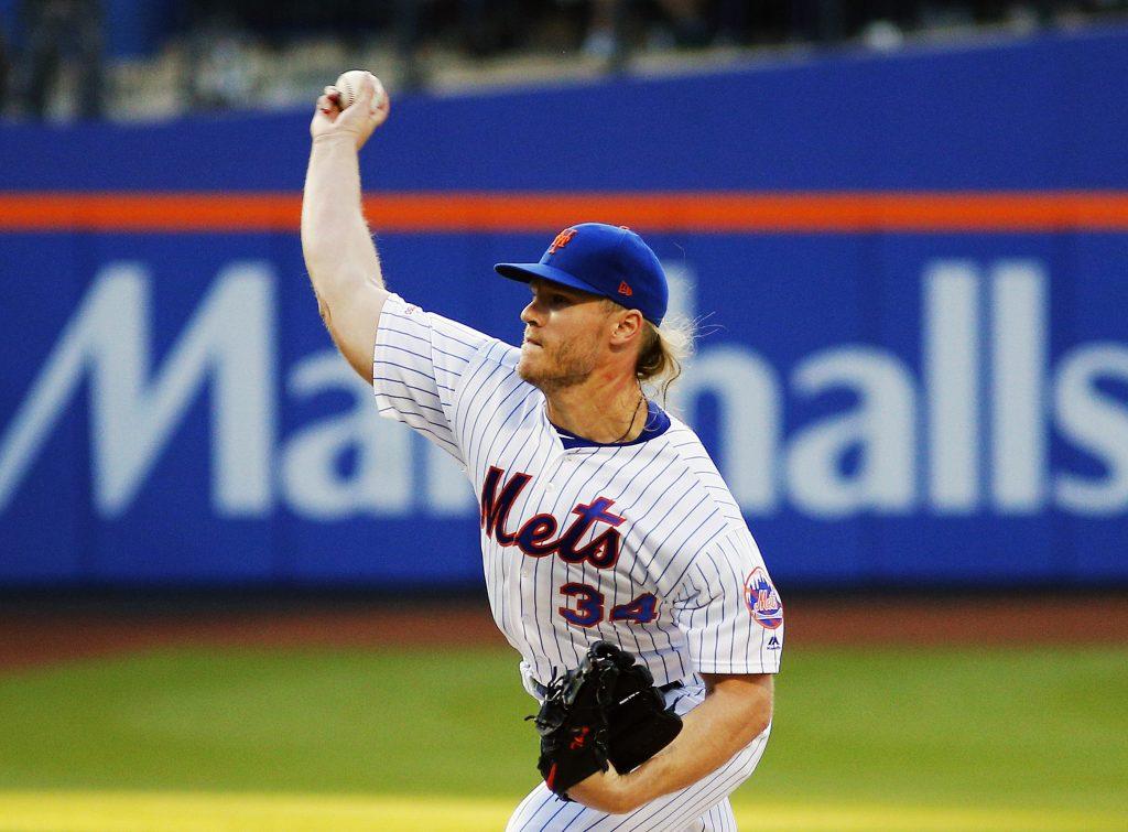 Noah Syndergaard Rumors: Brewers, Astros