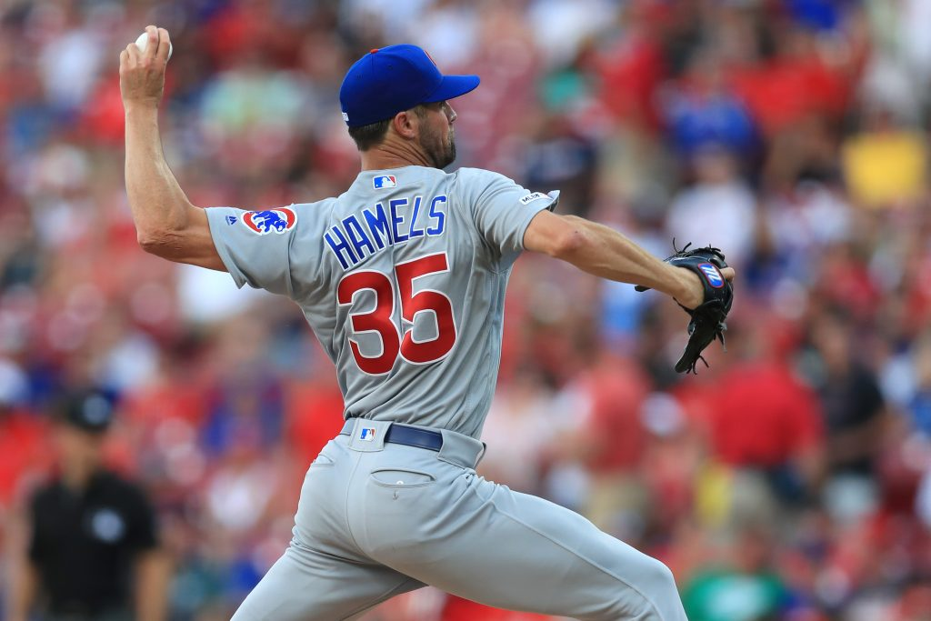Cole Hamels On Impending Free Agency