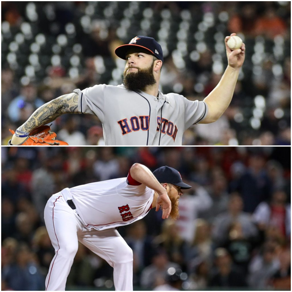 Dallas Keuchel, Craig Kimbrel No Longer Attached To Draft