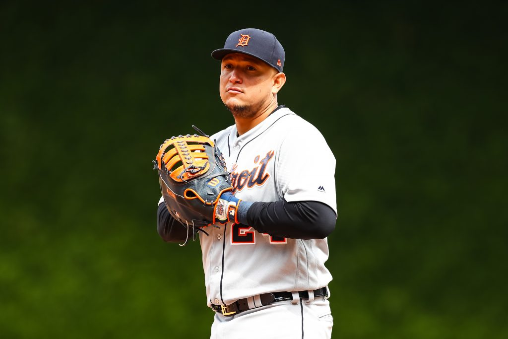 """Miguel Cabrera Dealing With """"Chronic Changes"""" To Knee ... Miguel Cabrera Father"""