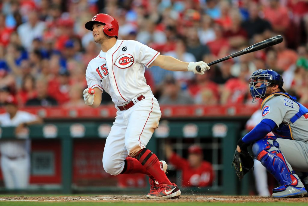 Nick Senzel Done For Season Due To Torn Right Labrum