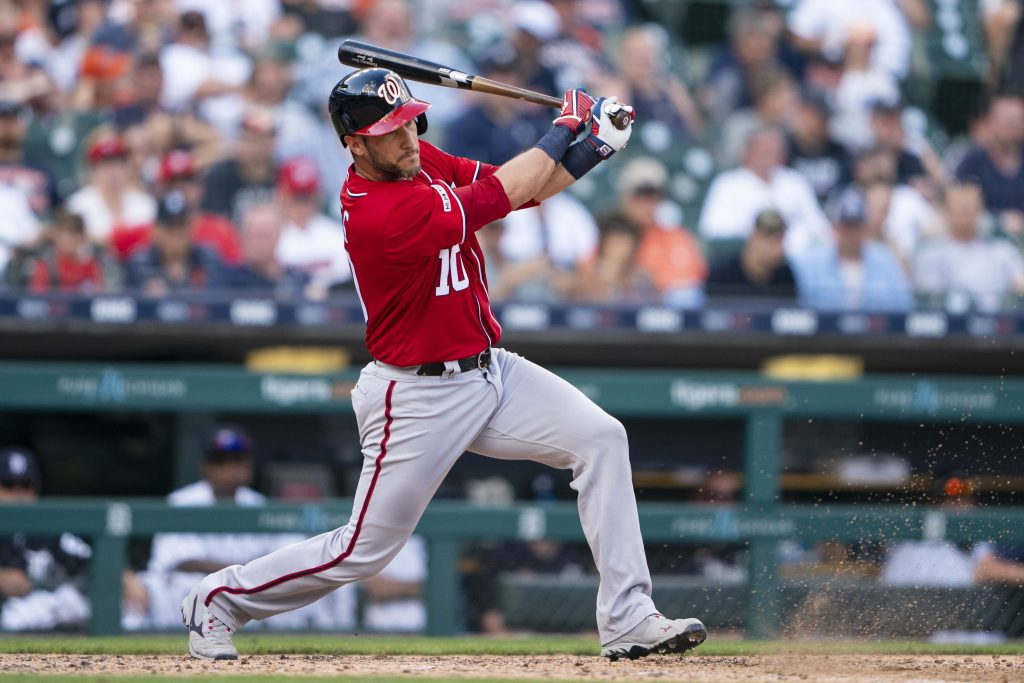 Nationals Re-Sign Yan Gomes