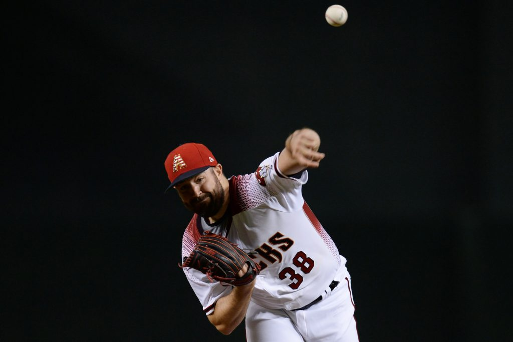 Poll: Should The D-Backs Trade Robbie Ray?