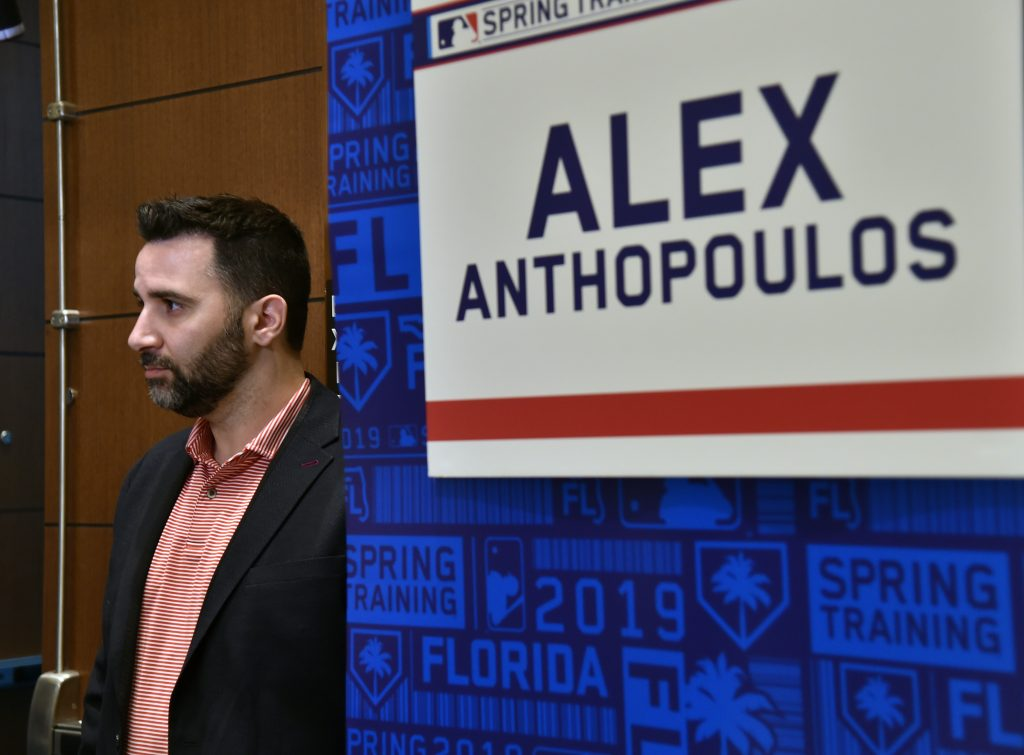 Braves Extend Alex Anthopoulos, Brian Snitker