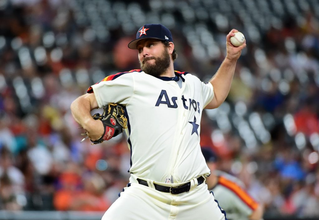 Wade Miley Left Off Astros ALCS Roster