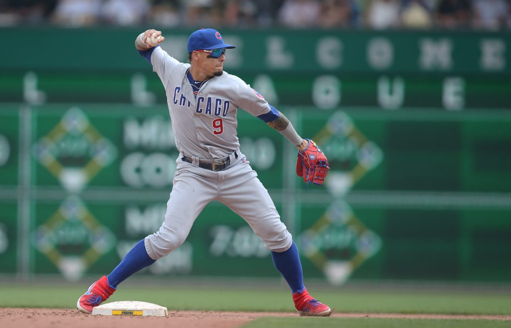 """Javy Baez: Extension Talks With Cubs Have Been """"Up And Down"""""""
