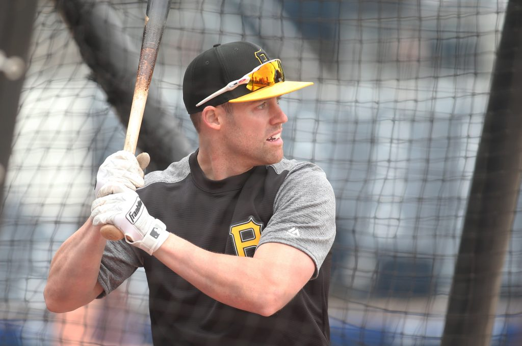 Pirates Select Contract Of Jake Elmore