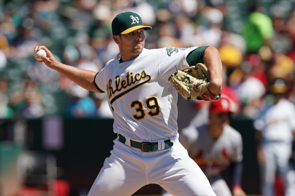 Blake Treinen Diagnosed With Stress Reaction In His Back