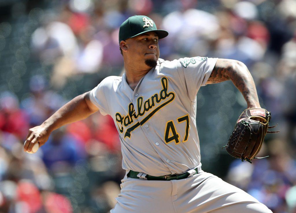 Pitching Notes: Montas, Astros, Morejon, Rays - MLB Trade Rumors