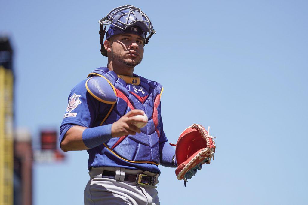 Cubs Activate Willson Contreras