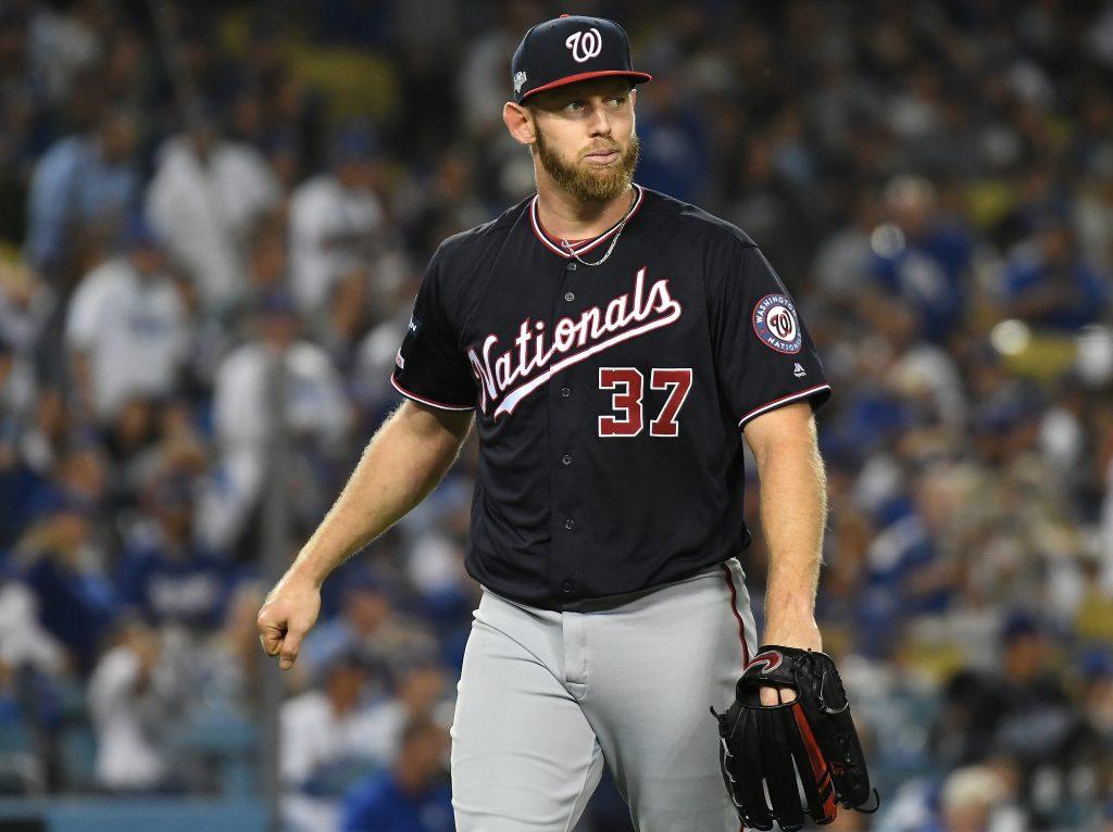 MLBTR Poll: Will Stephen Strasburg Opt Out?