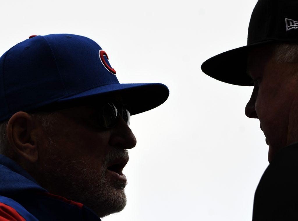Quick Hits: Maddon, Sasaki, Red Sox