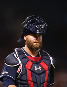 Brian McCann | Mark J. Rebilas-USA TODAY Sports