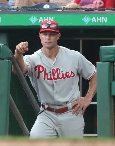Gabe Kapler | Charles LeClaire-USA TODAY Sports