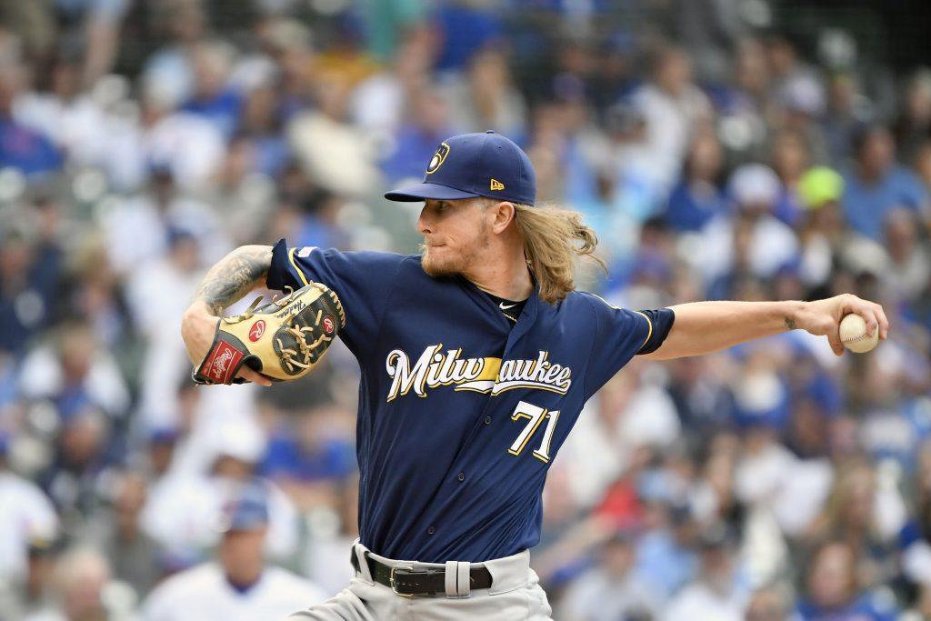 MLBTR Poll: Josh Hader's Future