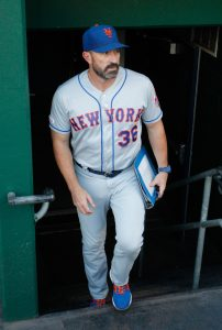 Mickey Callaway | Charles LeClaire-USA TODAY Sports