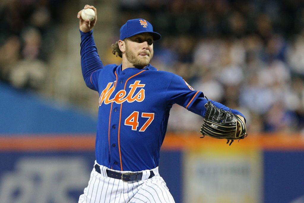 Mets Release Drew Gagnon